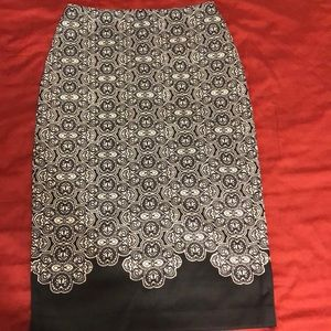 New York and Company Pencil Skirt
